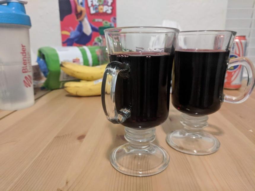 wine cocoa