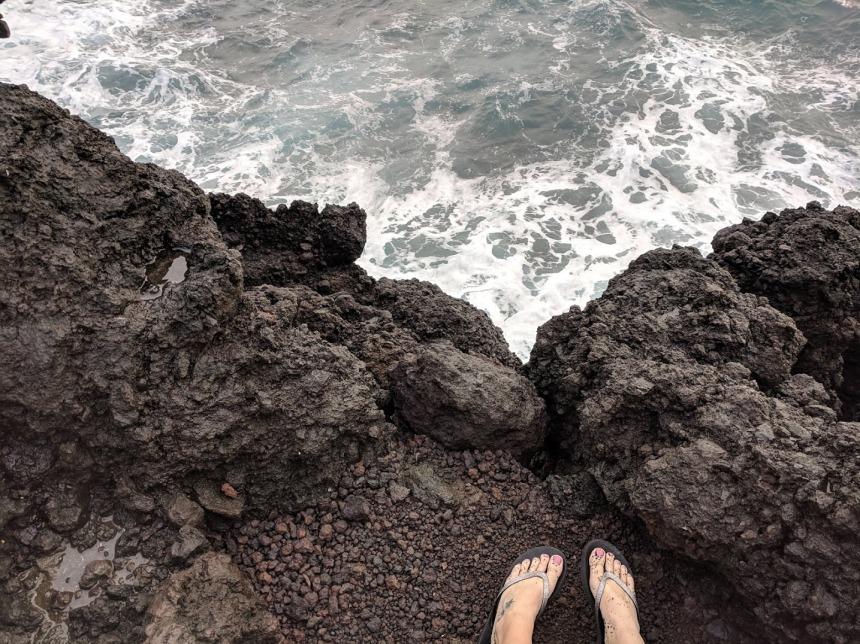 cliff pretend
